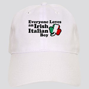 Everyone Loves an Irish Italian Boy Cap