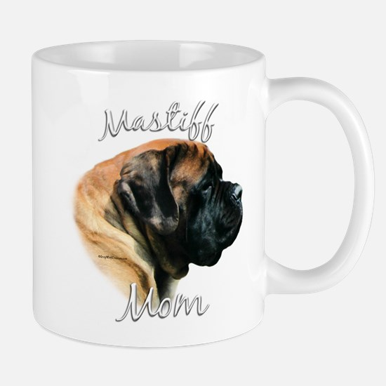 Mastiff(apricot)Mom2 Mug