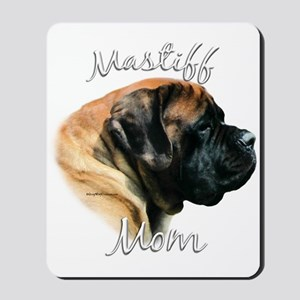 Mastiff(apricot)Mom2 Mousepad