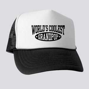 World's Coolest Grandpop Trucker Hat