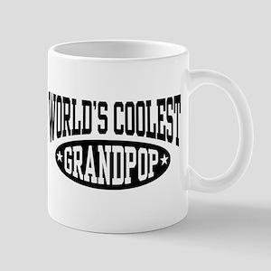 World's Coolest Grandpop Mug