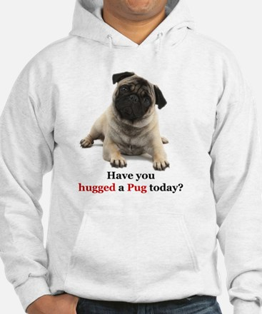 Funny Pug puppy Hoodie