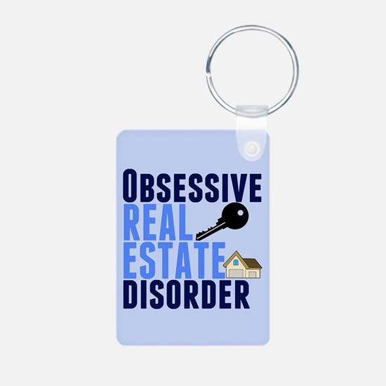 Funny Real Estate Keychains