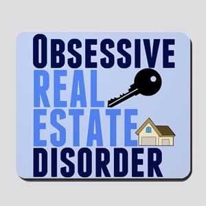 Funny Real Estate Mousepad