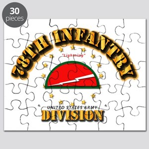 78th Infantry Division Puzzle