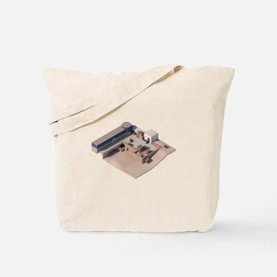 Cute Counter Tote Bag