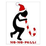 Ho-Ho-Pelli Small Poster