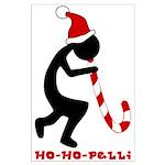 Ho-Ho-Pelli Large Poster