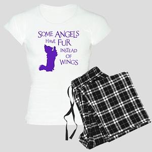 ANGEL DOG Women's Light Pajamas