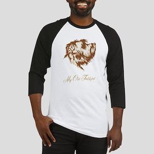 Glen of Imaal Terrier Baseball Jersey