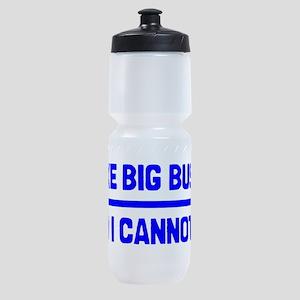 Big Busts Sports Bottle