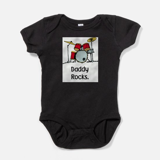Cute Fathers day Baby Bodysuit