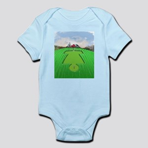 Crop Circles Disc Golf Fantasy Hole Body Suit