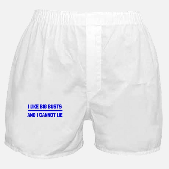 Big Busts Boxer Shorts