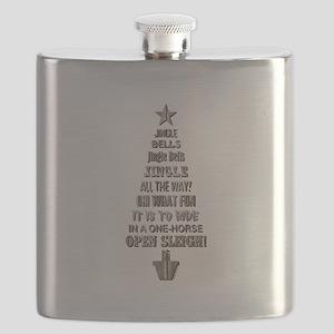 JINGLE BELLS! Flask