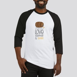 Love & Beer Baseball Jersey