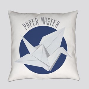Paper Master Everyday Pillow