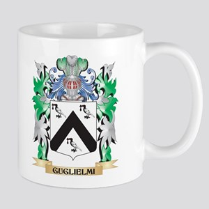 Guglielmi Coat of Arms (Family Crest) Mugs