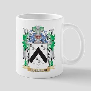 Guglielmi Coat of Arms (Family Crest) Mugs