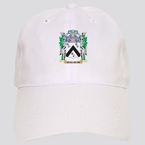 Guglielmi Coat of Arms (Family Crest) Cap