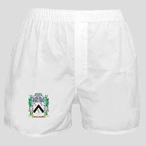 Guglielmi Coat of Arms (Family Crest) Boxer Shorts