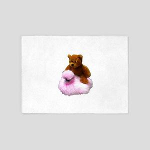 bearchick 5'x7'Area Rug