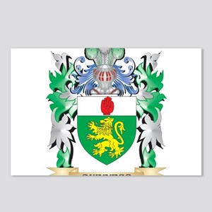 Guinness Coat of Arms (Fa Postcards (Package of 8)