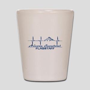 Arizona Snowbowl - Flagstaff - Arizon Shot Glass