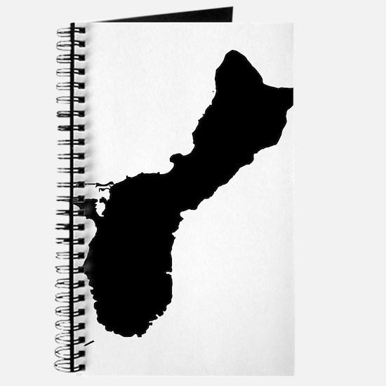Guam Silhouette Journal