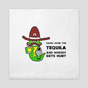Tequila Humor Queen Duvet