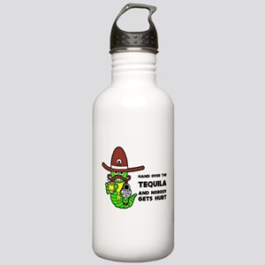 Tequila Humor Stainless Water Bottle 1.0L