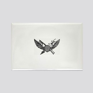 Sky Soldier Vietnam Air Assault Wings Badg Magnets