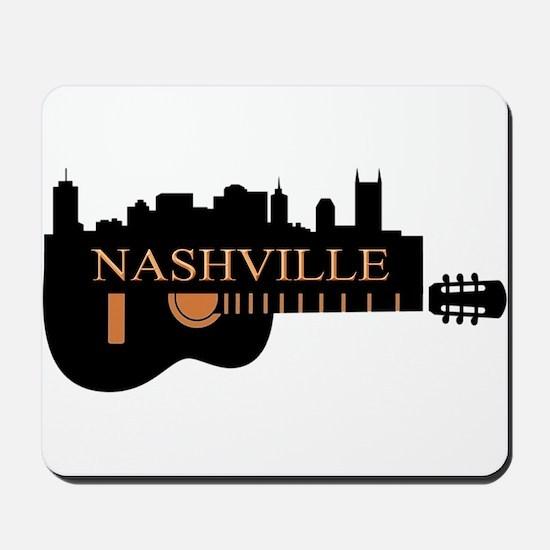 Nashville Guitar Skyline-LT Mousepad