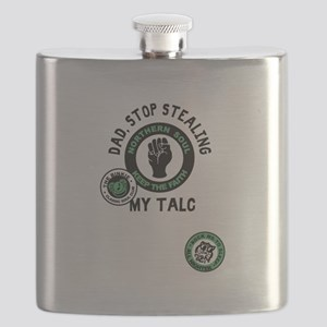 Northern Soul Dad Stop Stealing My Talc Flask