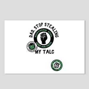 Northern Soul Dad Stop St Postcards (Package of 8)