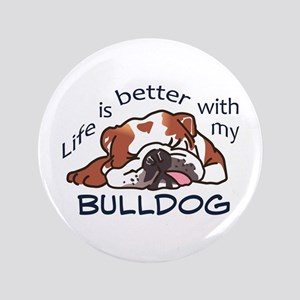Better With Bulldog Button