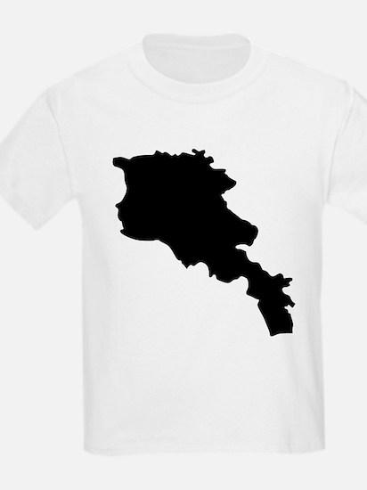 Armenia Silhouette T-Shirt