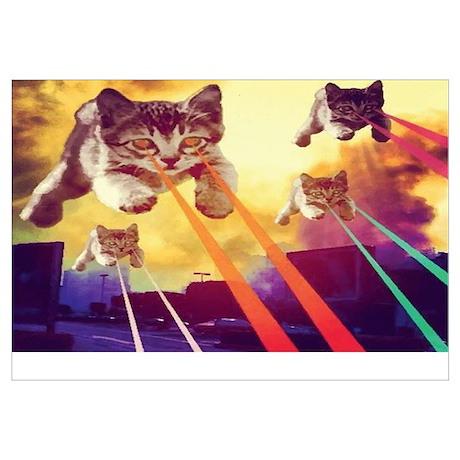 Cool Cat Wall Art