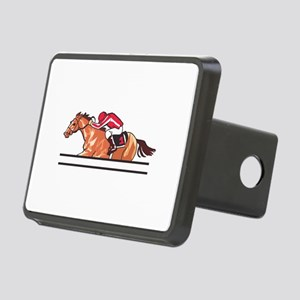 Race Horse Hitch Cover
