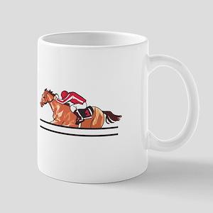 Race Horse Mugs
