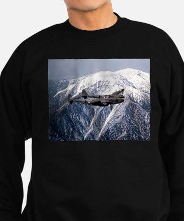 P-38 and the Mountain Jumper Sweater