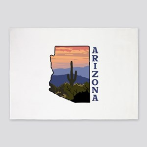 Arizona 5'x7'Area Rug