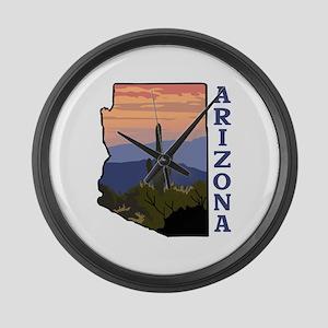 Arizona Large Wall Clock
