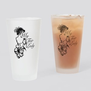MyFairLady_type Drinking Glass