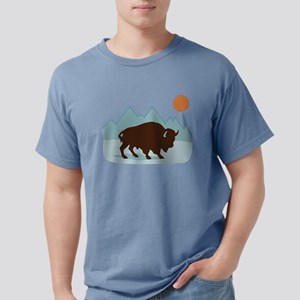 Buffalo Mountains T-Shirt