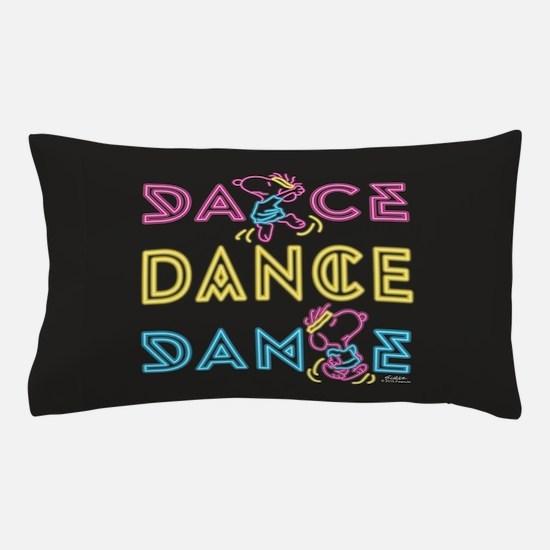 Peanuts Dance Pillow Case
