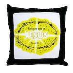 Sponge COB Throw Pillow