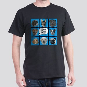 Silly dogs spoof Dark T-Shirt