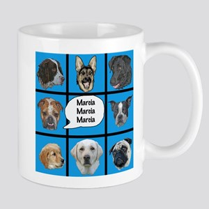 Silly dogs spoof Mug