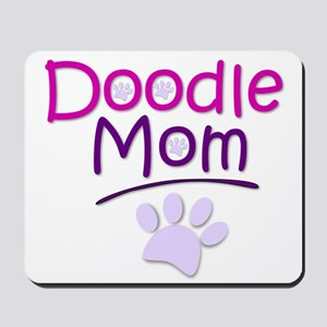 Doodle Mom Mousepad